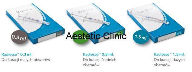 radiesse, hydroksyapatyt wapnia