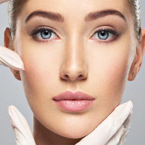 jak poprawić owal twarzy