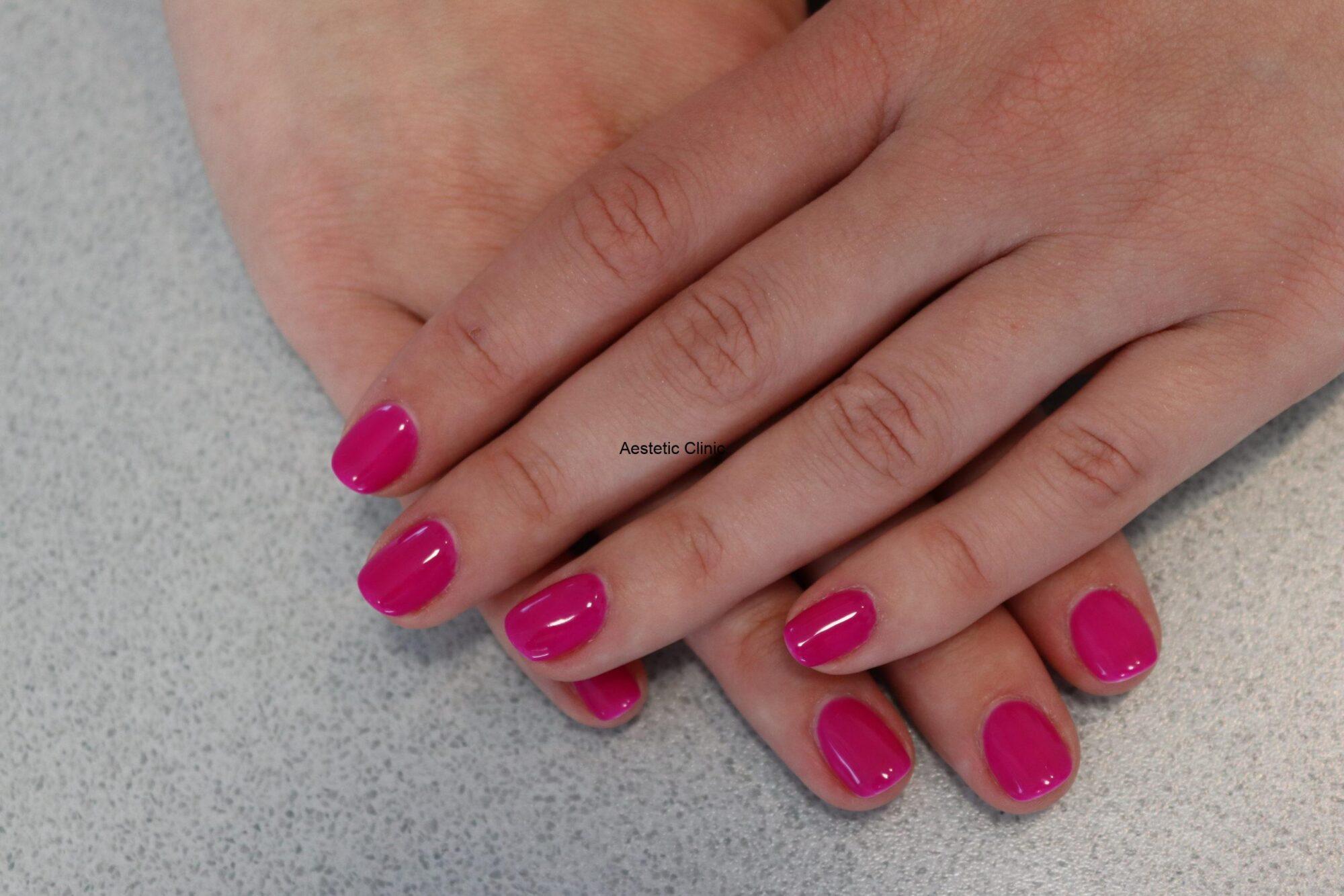 manicure, manicure Poznań