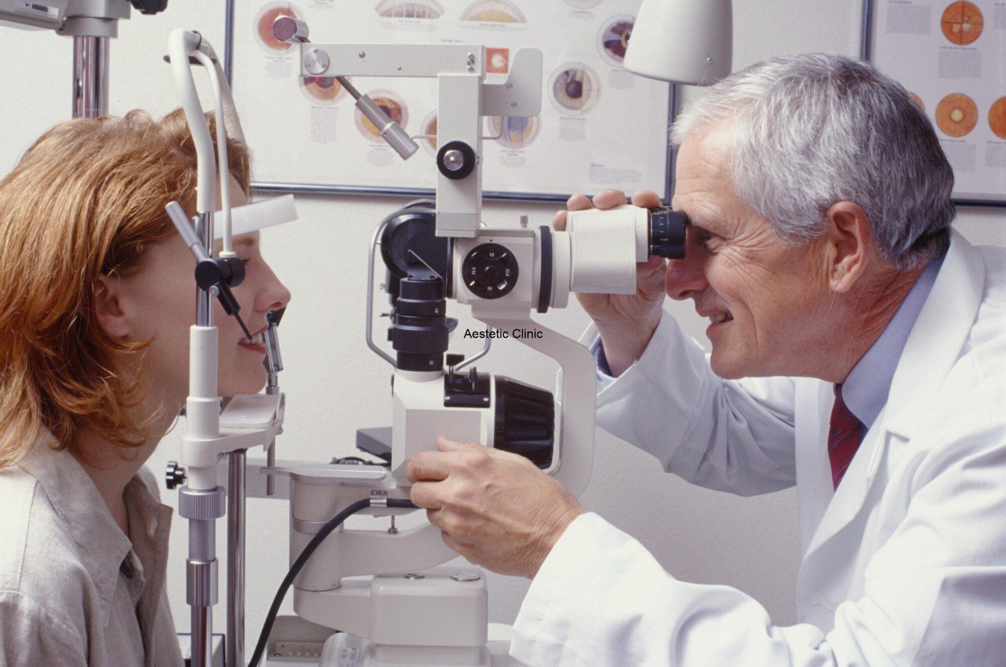 Na czym polega badanie okulistyczne