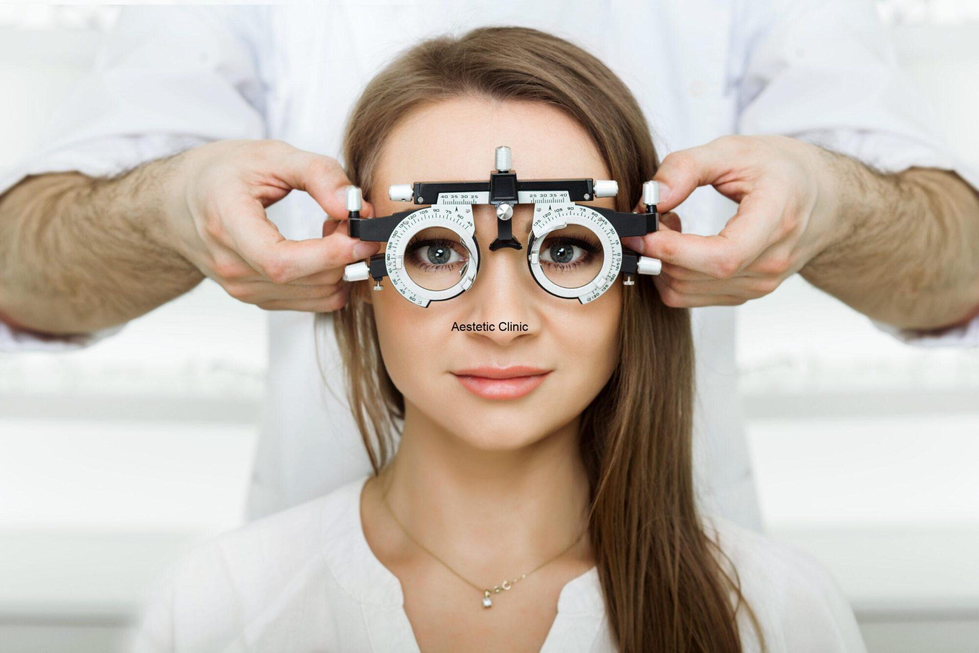 badanie okulistyczne, Badania wzroku dla kierowców