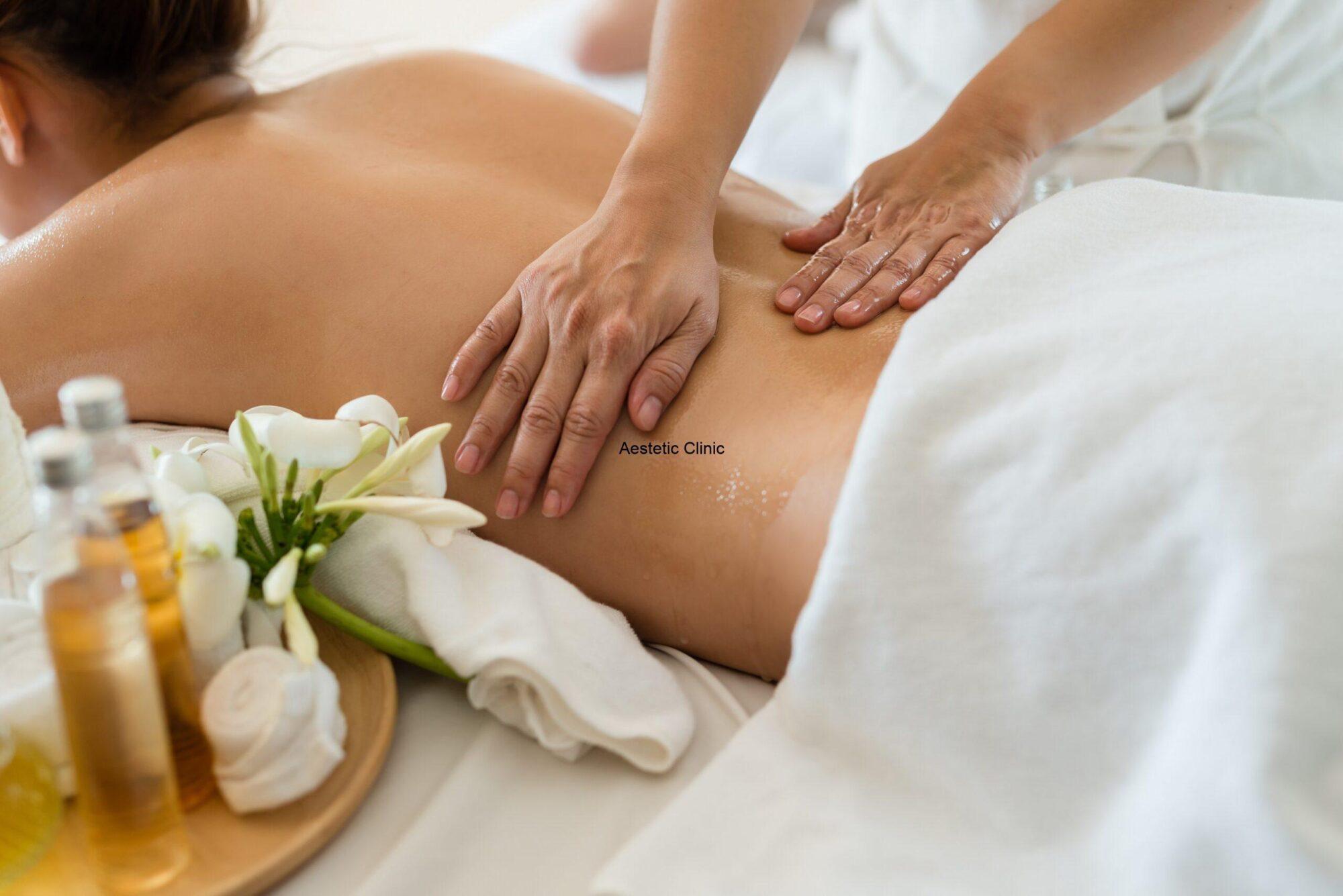 masaż, masaż klasyczny